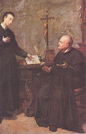 Saint Alphonsus and Saint Gerard